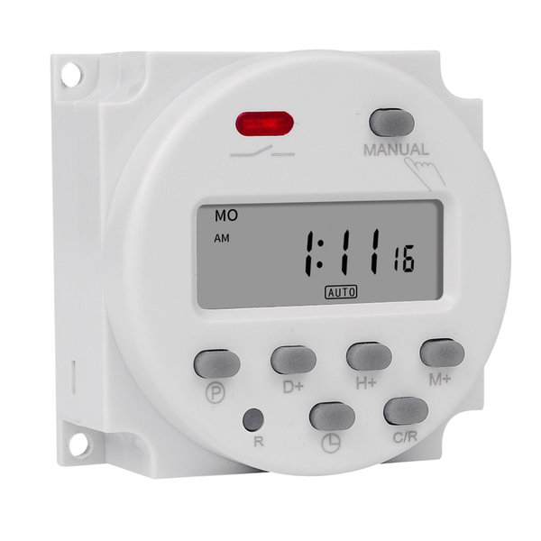 Automatic dimmer timer 12-24V LED