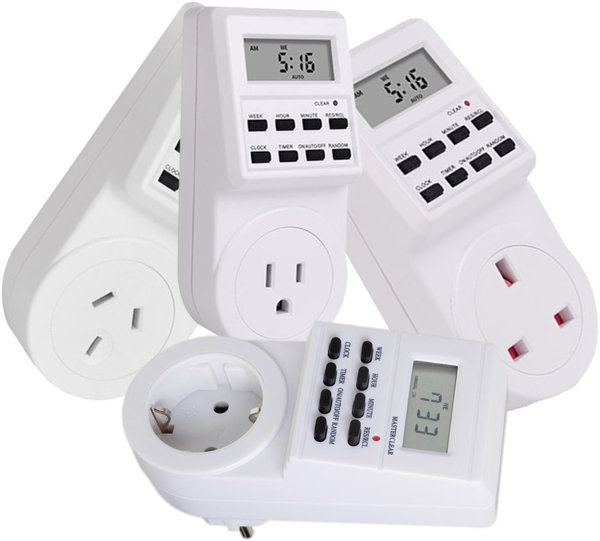 Automatic dimmer time switch Timer